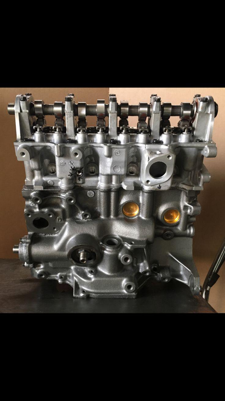 Chrysler tug engine built by Barnette's Remanufactured Engines