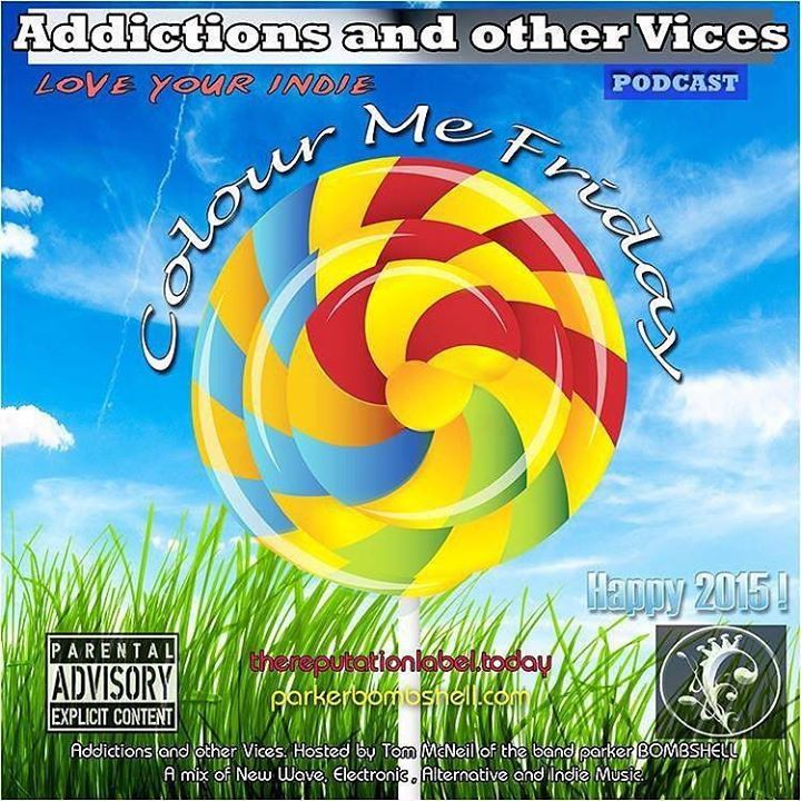 #nowplaying #tuneinradio #throwback #addictionspodcast #bombshellradio #indie http://ift.tt/1Ulg4cm Addictions and other Vices Podcast 124 - Colour Me Friday bombshellradio.com Colour me Friday_lolly Addictions and other Vices Podcast 124  Colour Me Friday Love Your Indie Jan 2/2015 Some of the other Radio Shows are busy compiling the best of 2014. I figure without playing favorites and the hours it would take to share my choices Ive decided to stop looking back and push forward into 2015…