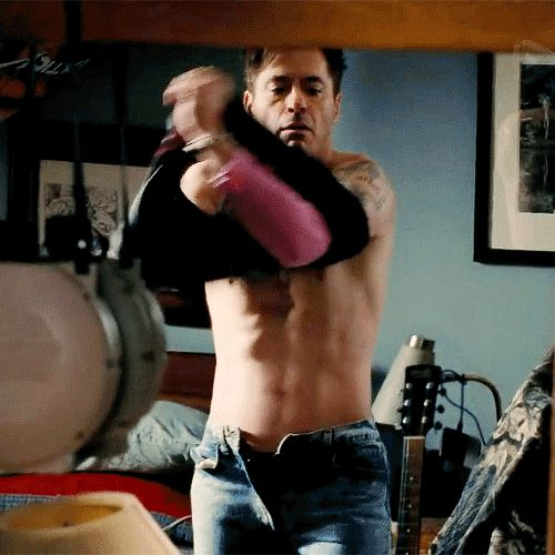 "Hank Palmer (Robert Downey Jr.) - the glorious gif. (""The Judge"")"