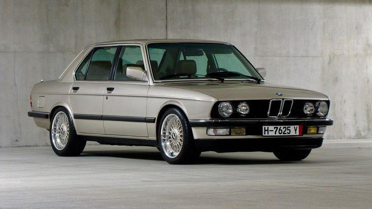 1988 Bmw 535i Bwm Series Bmw 535i Bmw Classic Cars Bmw E28
