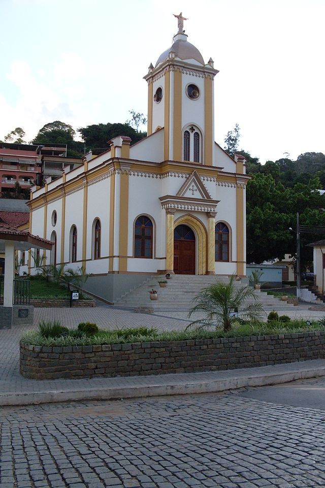 Igreja Matriz Nossa Senhora da Conceição-Alto Jequitibá - MG