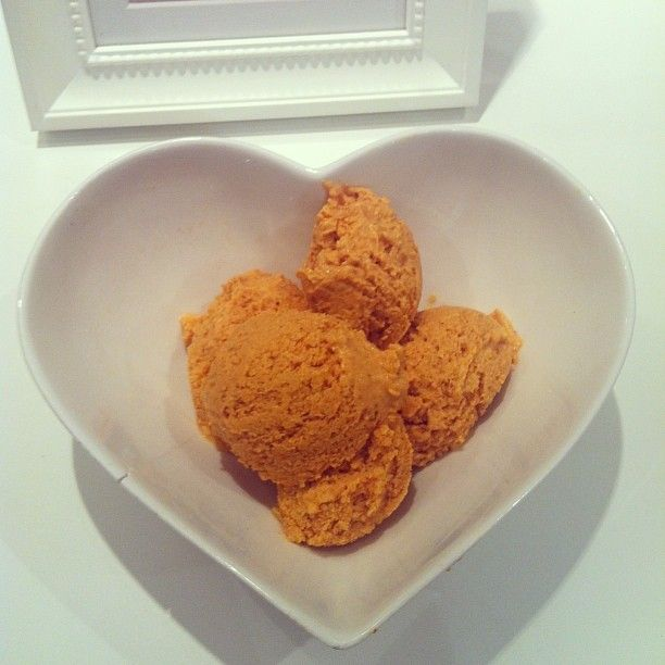 We love this healthy pumpkin froyo recipe from @Nichola Whitehead #TryTotal.
