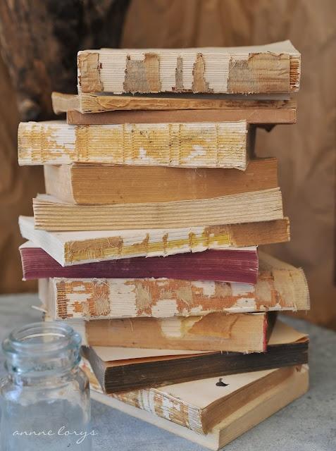 distressed books