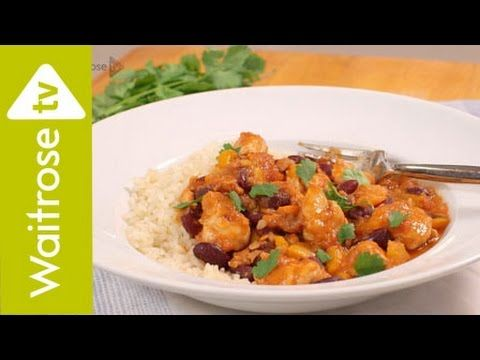 Waitrose chicken and chorizo casserole recipe