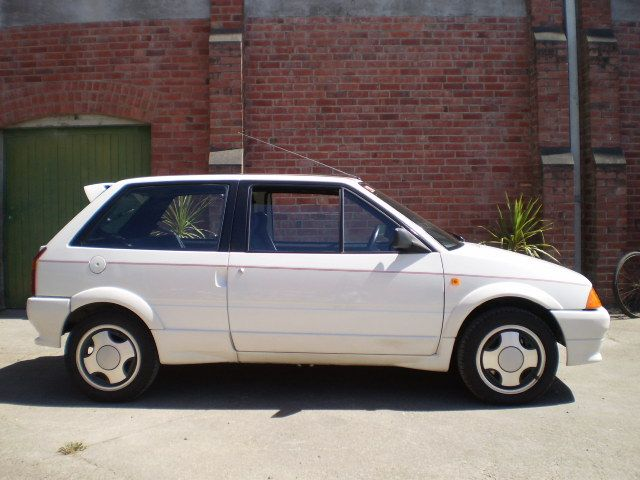 1990 Citroen AX GT