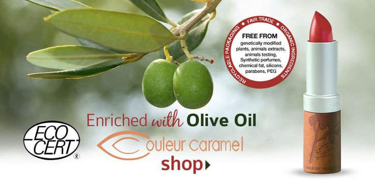 Couleur Caramel organic makeup Visit: organicglow.com.au/couleur-caramel