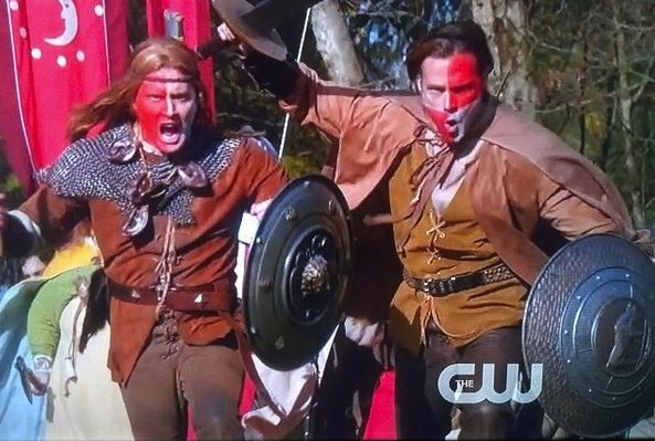 """Let's Speculate: """"Supernatural"""" 8.11, """"LARP and the Real Girl"""" 