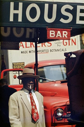 'Harlem', 1960.