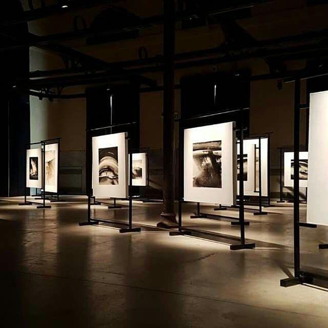 Li Chevalier solo show at Macro Roma