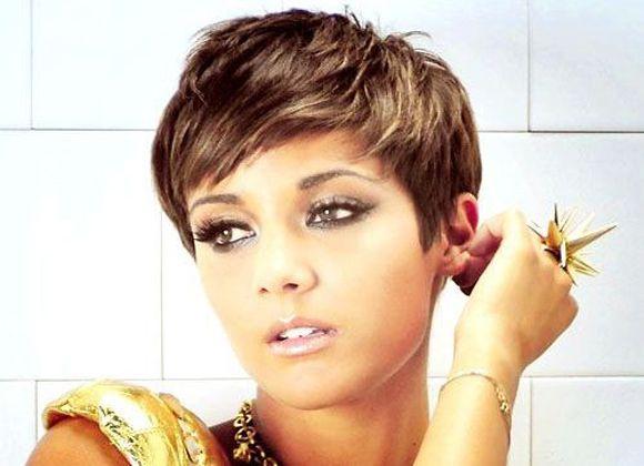 Tu pelo Tu look : Peinados cortes de pelo corto para el verano 2014