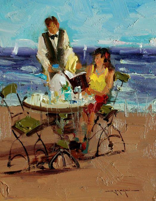 Galleries in Carmel and Palm Desert California - Jones & Terwilliger Galleries - Mostafa Keyhani