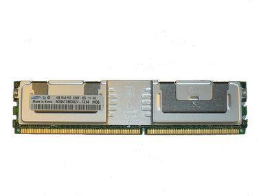 512MB PC2-5300F 667MHz 1RX8 DDR2 ECC Memory RAM DIMM 9F029