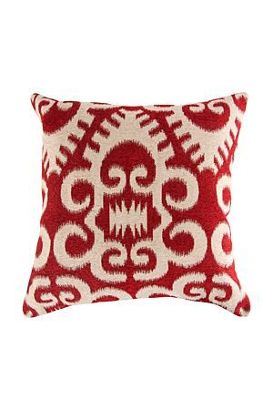 "This Ikat scatter cushion has an elegant urban design that will add texture and colour to any living room. Scatter cushions are a great cost effective way to refresh the look of a room.<div class=""pdpDescContent""><BR /><b class=""pdpDesc"">Dimensions:</b><BR />L60xW60 cm<BR /><BR /><b class=""pdpDesc"">Fabric Content:</b><BR />100% Polyester<BR /><BR /><b class=""pdpDesc"">Wash Care:</b><BR>Spot clean only. Do not submerge in water</div>"