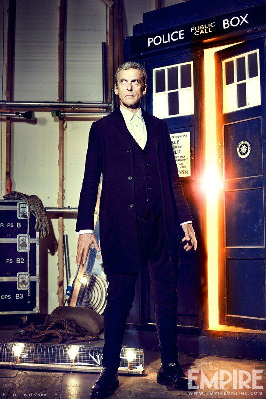 Empire Online revealed the following with Capaldi and Jenna Coleman describing the new Doctor's qualities