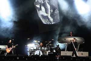 Read the history of Depeche Mode via Wikipedia.