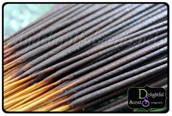 Dragons Blood Incense sticks 30 to a pack Handdipped