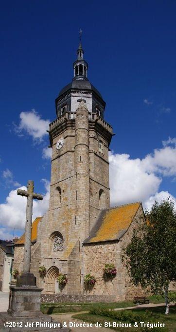 Église St-Jean-Baptiste, de Lamballe.
