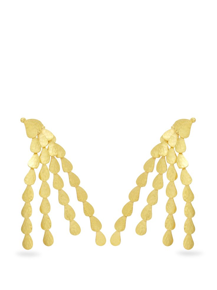 Hail Comet gold-plated earrings | Sophia Kokosalaki | MATCHESFASHION.COM