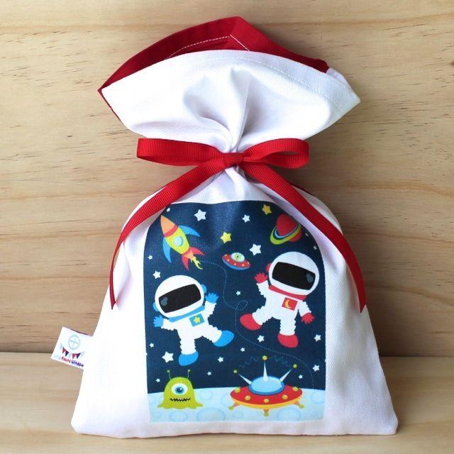 Space Cotton Party Bag