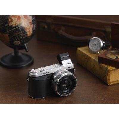Shoot in style.  Panasonic Lumix gx7