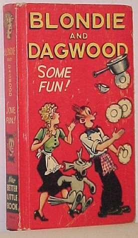 78 best images about Blondie and Dagwood on Pinterest