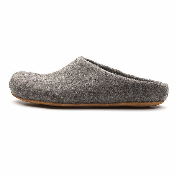 gottstein - wool felt slipper