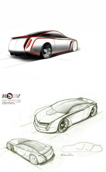 2020 Concept HSV Design Commodore Coupe