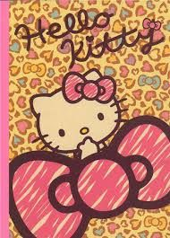 Resultado de imagen para hello kitty wallpapers leopardo