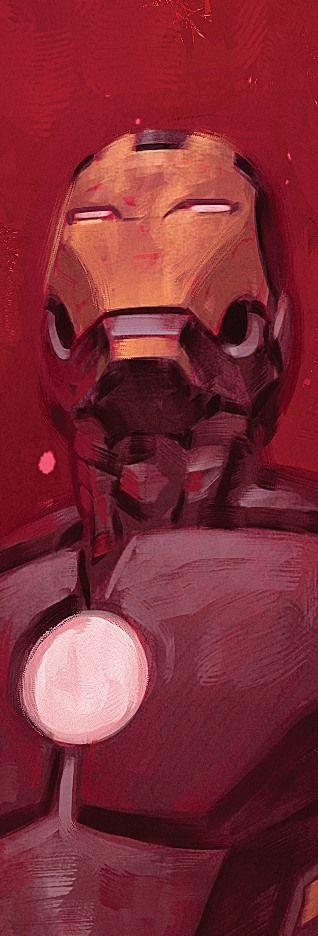 Iron Man - Julian Totino Tedesco