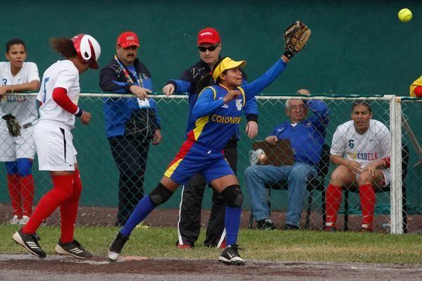 Columbia - Women's Softball Day