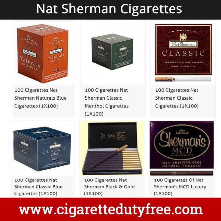 Buy Nat Sherman cigs online at http//www