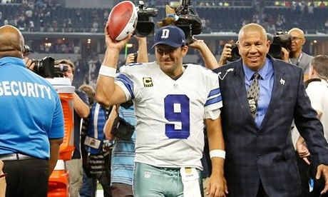 $4bn Dallas Cowboys pass Real Madrid as world's most valuable sports team   Sport   The Guardian