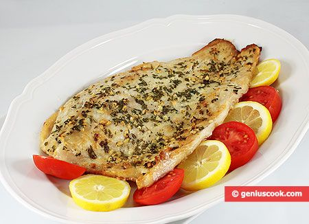 Baked Nile Perch with Gremolata | Seafood & Fish Recipes | Genius cook - Healthy Nutrition, Tasty Food, Simple Recipes