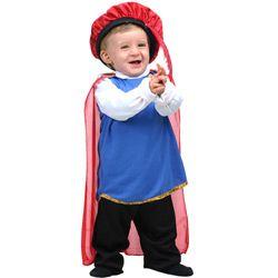 Fantasia para Bebês - Príncipe - Sulamericana
