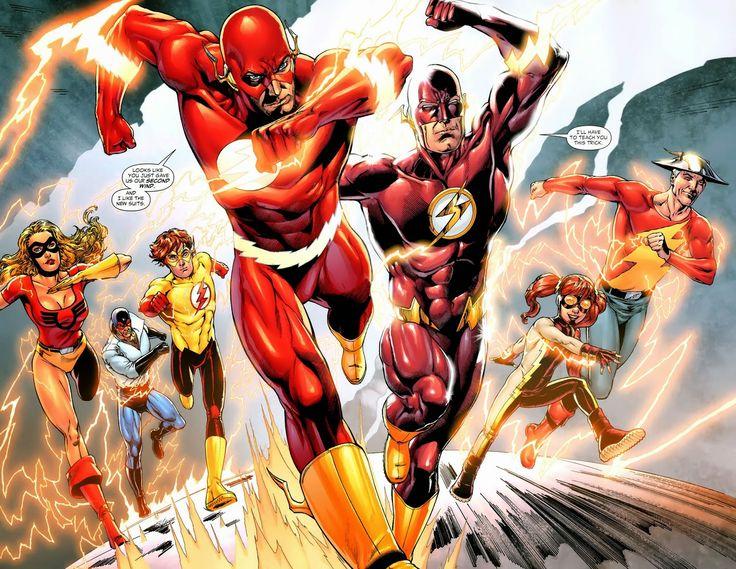 Comic-Soon: TANTI FLASH PER SALUTARE L'ARRIVO IN CHIARO DELLA ...