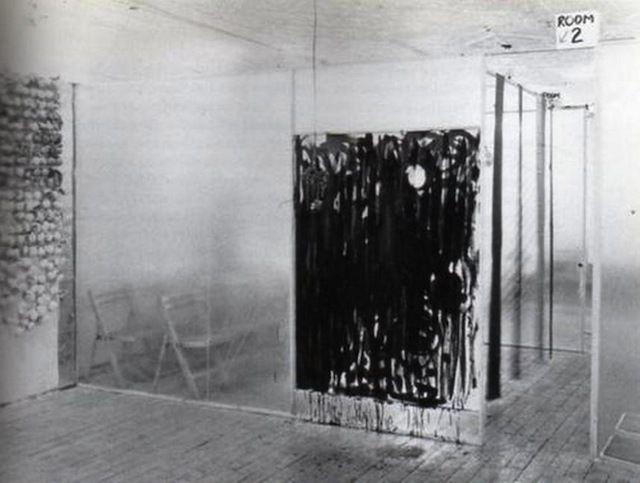 Allan Kaprow, 18 Happenings in Six Parts at the Reuben Gallery, New York