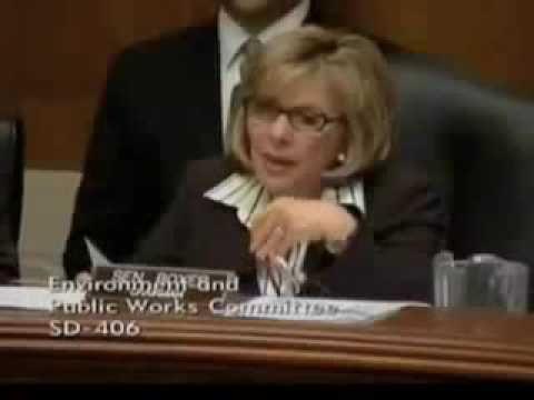 "▶ Senator Barbara Boxer: ""Don't Call Me Ma'am"" - General Michael Walsh - YouTube"