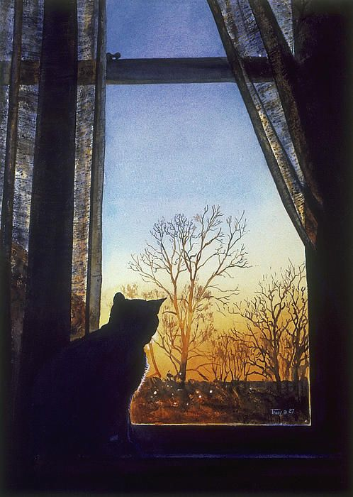 100 Ideas To Try About Paintings Of Cats Watercolors