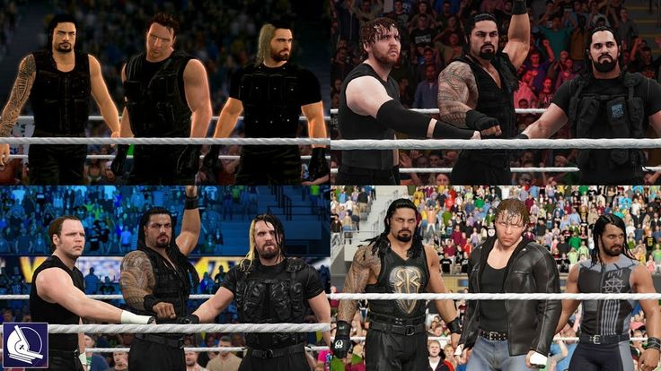 A Visual History of THE SHIELD In WWE Games! (2013 - 2018) 🎮 - http://newsaxxess.com/a-visual-history-of-the-shield-in-wwe-games-2013-2018-%f0%9f%8e%ae/