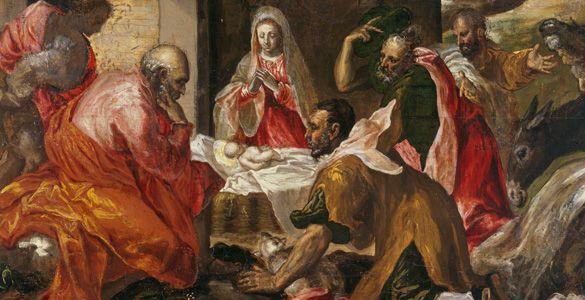 """Di scena a #Treviso la #mostra """"#ElGreco. Metamorfosi di un genio"""". #Pittore nato a #Creta, che ha lavorato a lungo in #Spagna, ma che è stato influenzato dalla pittura veneta. Amato da #Picasso, #Monet e #Pollock."""