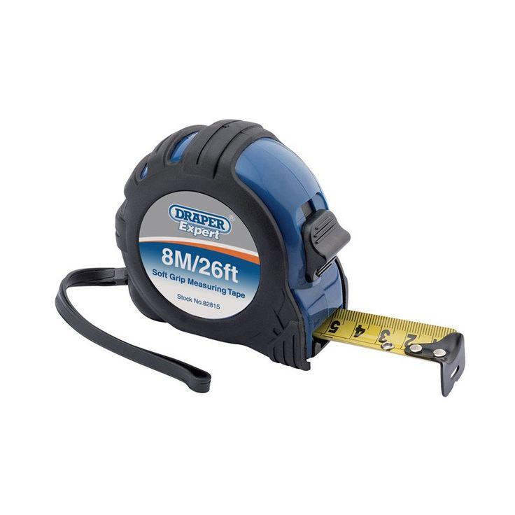 Draper 82815 Expert 8M/26FT Professional Measuring Tape