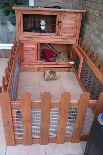 die besten 17 ideen zu kaninchengehege auf pinterest kaninchenstall hasenstall und kaninchen. Black Bedroom Furniture Sets. Home Design Ideas