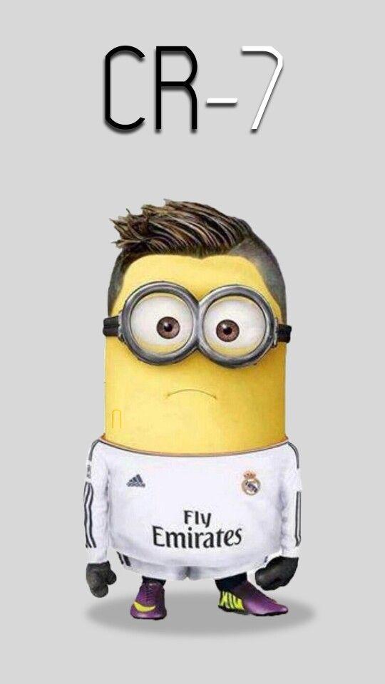 He's a Cristiano Ronaldo ⚽❤