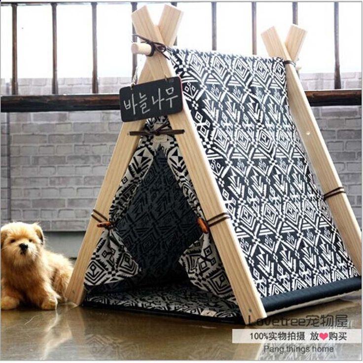 Cats Toys Ideas - Kennel8 découdre et laver la maison de chien chien nid lit pour chien en peluche vip bichon chenil dans Maisons, niches et enclos de Maison & Jardin sur AliExpress.com | Alibaba Group - Ideal toys for small cats