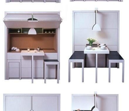 Cucine per piccoli ambienti cucina soggiorno with cucine - Cucine per ambienti piccoli ...