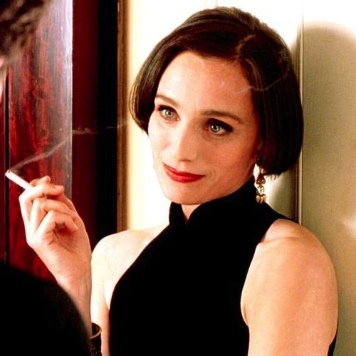 Kristen Scott Thomas In Four Weddings And A Funeral 1994