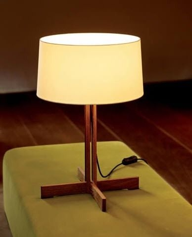 We are very excited to have santa cole table and floor lamps at the joinery showroom shown above is the fad table lamp