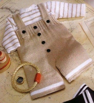 Güzel örgü bebek kıyafetleri (14)