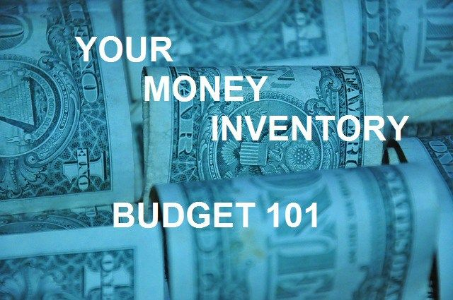 your money Inventory budget 101