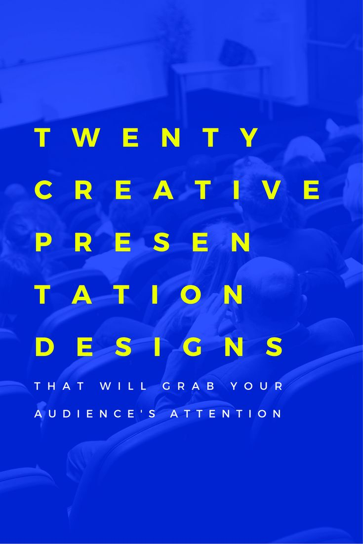 Use any of these creative decks for a one-of-a-kind presentation